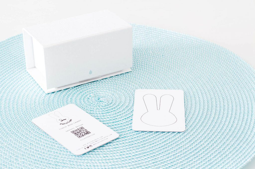 Mister Lapin business card (01)